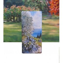 """Landscape on Lake Garda"""