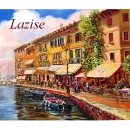 """""""Lungolago Fontana a Lazise sul Lago di Garda"""""""