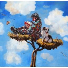 """""""Sul nido del cuculo per leggere un buon libro"""""""
