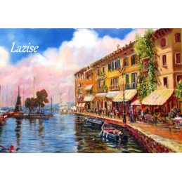 Lazise on Lake Garda