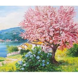 Flowery almond