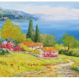 Verso il lago di Garda