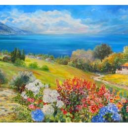 """""""Spring on lake garda"""""""