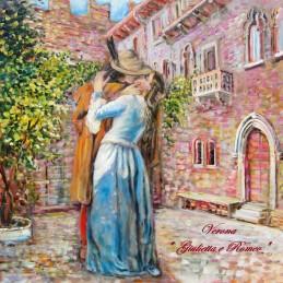 Verona - the kiss