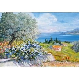 Spring on Lake Garda