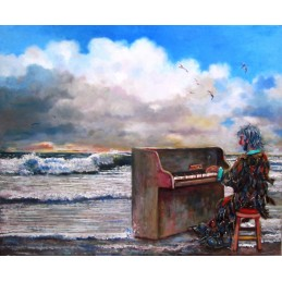 """Pianist of the ocean"""