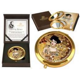 """Specchietto da borsetta di Gustav Klimt """"Adele"""""""