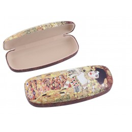 "Gustav Klimt's small spectacle case ""Adele"""