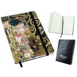 """Agenda grande di Gustav Klimt """"Il bacio"""""""
