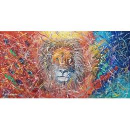"Dipinto olio su tela di Annalisa Girlanda ""L'attesa"""