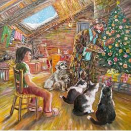 """""""Waiting for Christmas"""""""