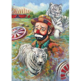 """""""The two tigers"""""""