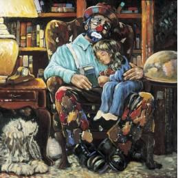 """Grandpa's fairy tales"""