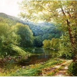 """Sentiero nel bosco"""