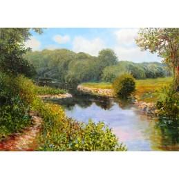 """""""Sentiero lungo il fiume"""""""