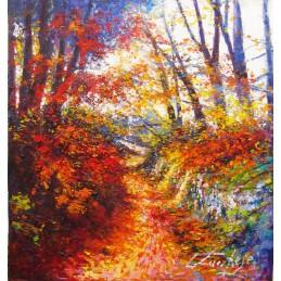 """""""Sentiero lungo il bosco"""""""