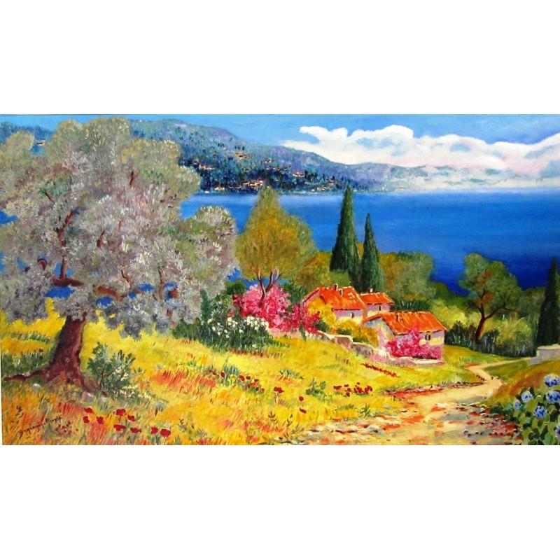 """""""Trail towards Lake Garda"""""""