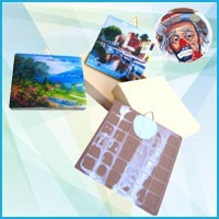 Ceramic tiles with oleography image hand-made from the paintings of the Bottega d'arte Benaco.
