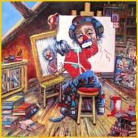 Dipinti ad olio su tela vendita online opere d'arte siamo a Lazise