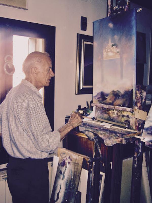 Remo Lobbio (Elio Brombo Chioggia 1926 + Venezia 2014)