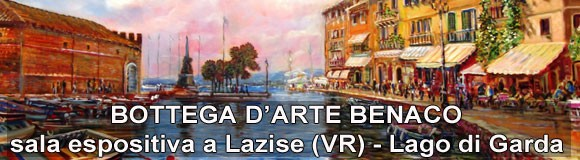 Siamo a Lazise (VR) - Lago di Garda